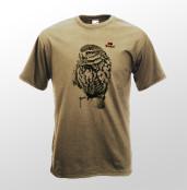 Camiseta Mochuelo